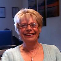 Janet Lyons, Receptionist, Positive Wealth Creation Ltd