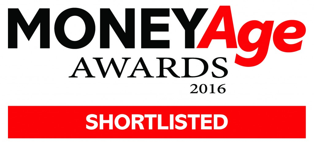 MoneyAge Awards 2016 Highly Commended Financial Adviser (Small / Medium Firm)
